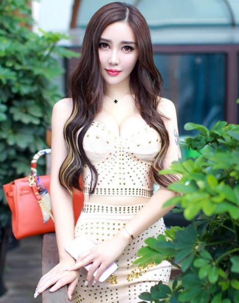 7 hot girl sinh năm 1994 nổi tiếng trên mạng xã hội Trung Quốc-5