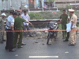 Nam thanh niên tử vong cạnh xe máy với vết cắt ở cổ
