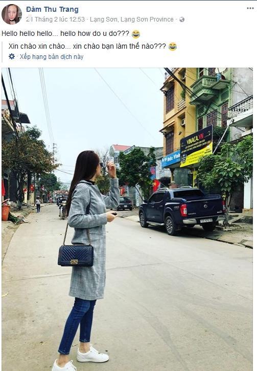 Cường Đô La lên Lạng Sơn thăm quê Đàm Thu Trang sau Tết?-5