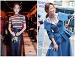 Hơn đàn em 15 tuổi, Kim Hee Sun 'áp đảo' Cổ Lực Na Trát bởi vẻ đẹp không tuổi