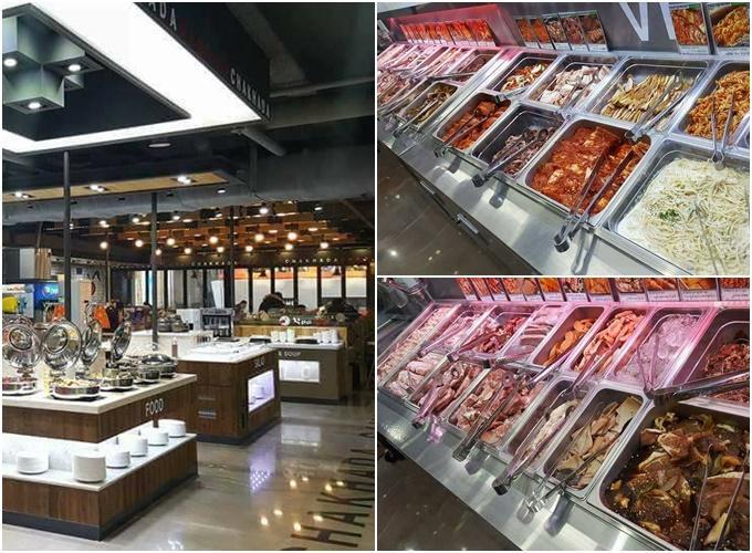 Đến Seoul mùa hoa anh đào, ghi nhớ ba tiệm buffet thịt nướng bình dân-1