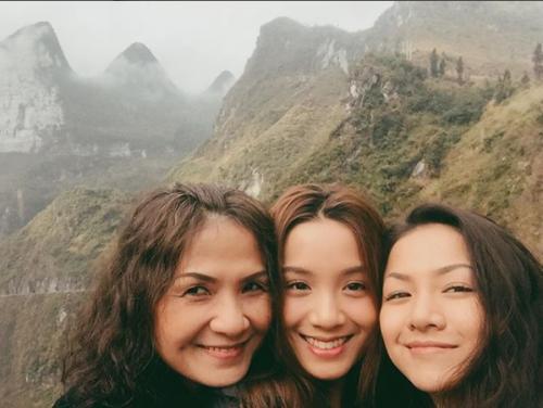 Bạn gái Huyme khoe ảnh gia đình và nhan sắc không hề kém cạnh của cô chị-3