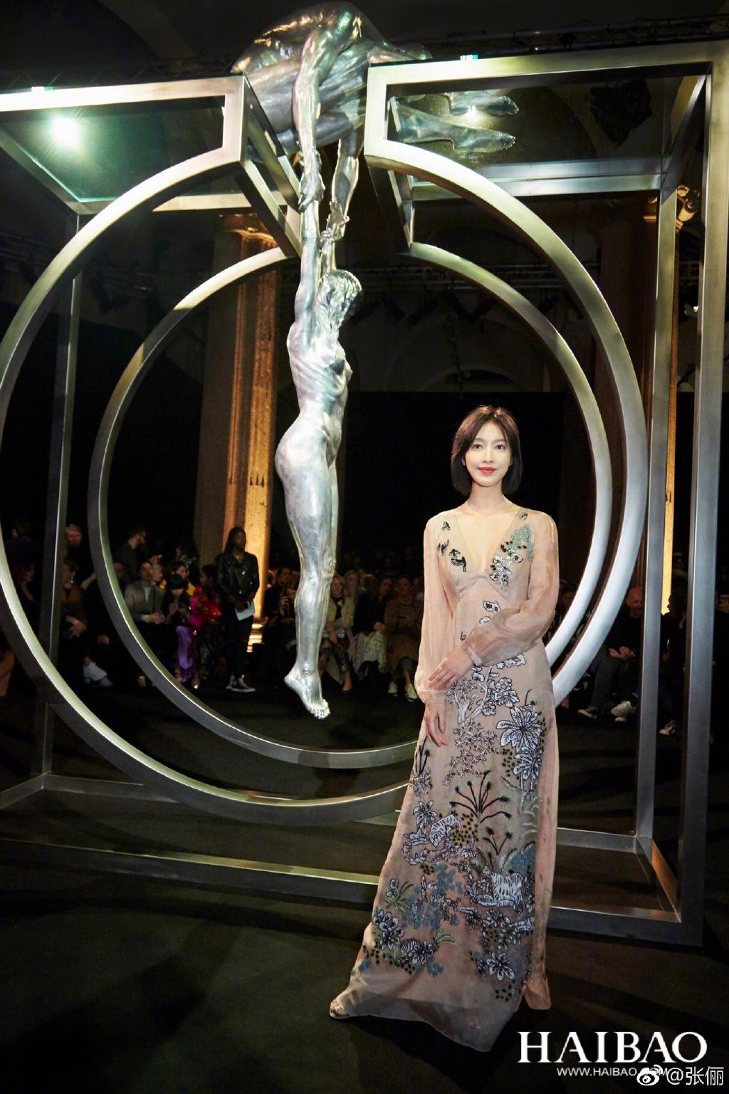 Dàn sao đình đám xứ Trung đổ bổ Tuần lễ thời trang Milan-5