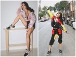 'Bóc giá' bộ sưu tập giày sneaker của Minh Tú