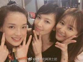Thư Kỳ, Lâm Tâm Như và Lâm Hy Lôi đọ sắc: Ai nghĩ 3 mỹ nhân này đều đã U40?