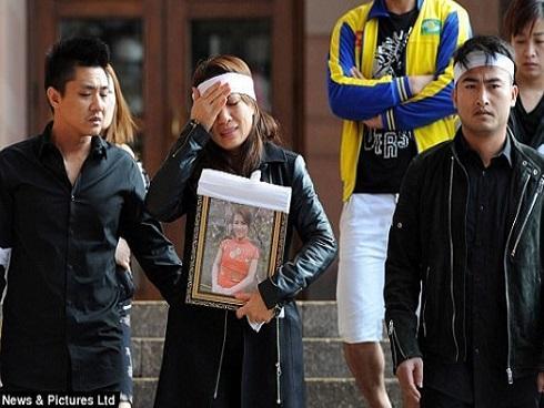 Hé lộ tin nhắn đồi bại của nghi phạm vụ cô gái Việt bị hãm hiếp rồi thiêu cháy ở Anh