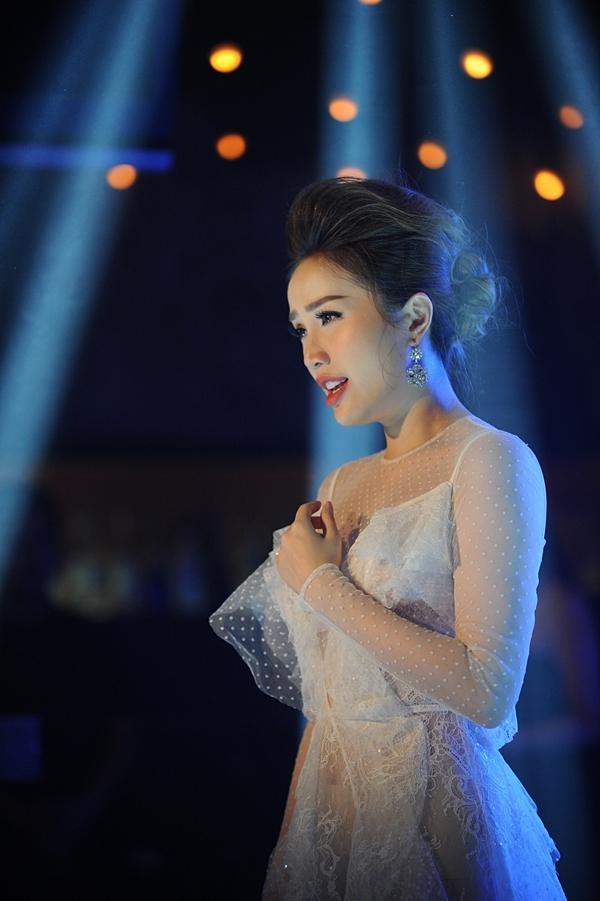 Trương Mỹ Nhân tự tin đi hát là nhờ Bảo Thy truyền cảm hứng-4