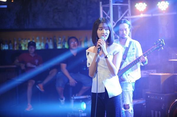 Trương Mỹ Nhân tự tin đi hát là nhờ Bảo Thy truyền cảm hứng-6