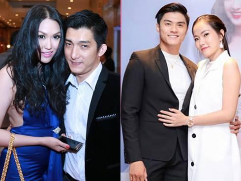 Điểm lại những cuộc ly hôn ồn ào của Sao Việt