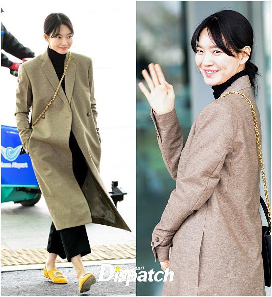 Sao Hàn 24/2: Han Hyo Joo rạng rỡ giữa trời lạnh giá để cảm ơn người hâm mộ-3