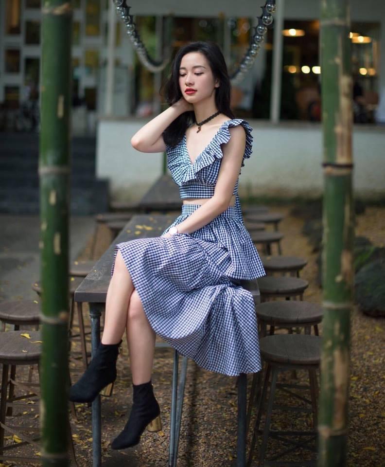 Vòng 1 to bất thường, hot girl trà sữa Jun Vũ dính nghi án phẫu thuật nâng ngực-9