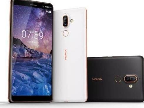 Tiếp tục rò rỉ ảnh Nokia 7 Plus với thiết kế màn hình tỷ lệ mới