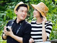 Vợ Lam Trường khoe loạt ảnh cưới đầy lãng mạn sau 4 năm cưới nhau
