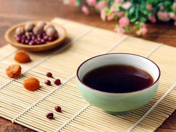 Trà đậu đỏ thức uống ngọt ấm cho những ngày đầu xuân-5