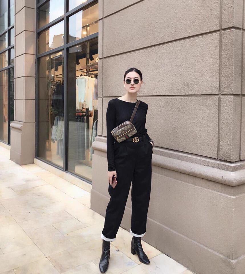 Kỳ Duyên - Diệp Lâm Anh - Hà Lade: Bộ ba yêu nữ hàng hiệu mới của showbiz Việt-7