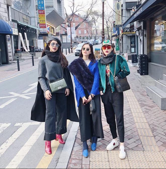 Kỳ Duyên - Diệp Lâm Anh - Hà Lade: Bộ ba yêu nữ hàng hiệu mới của showbiz Việt-1