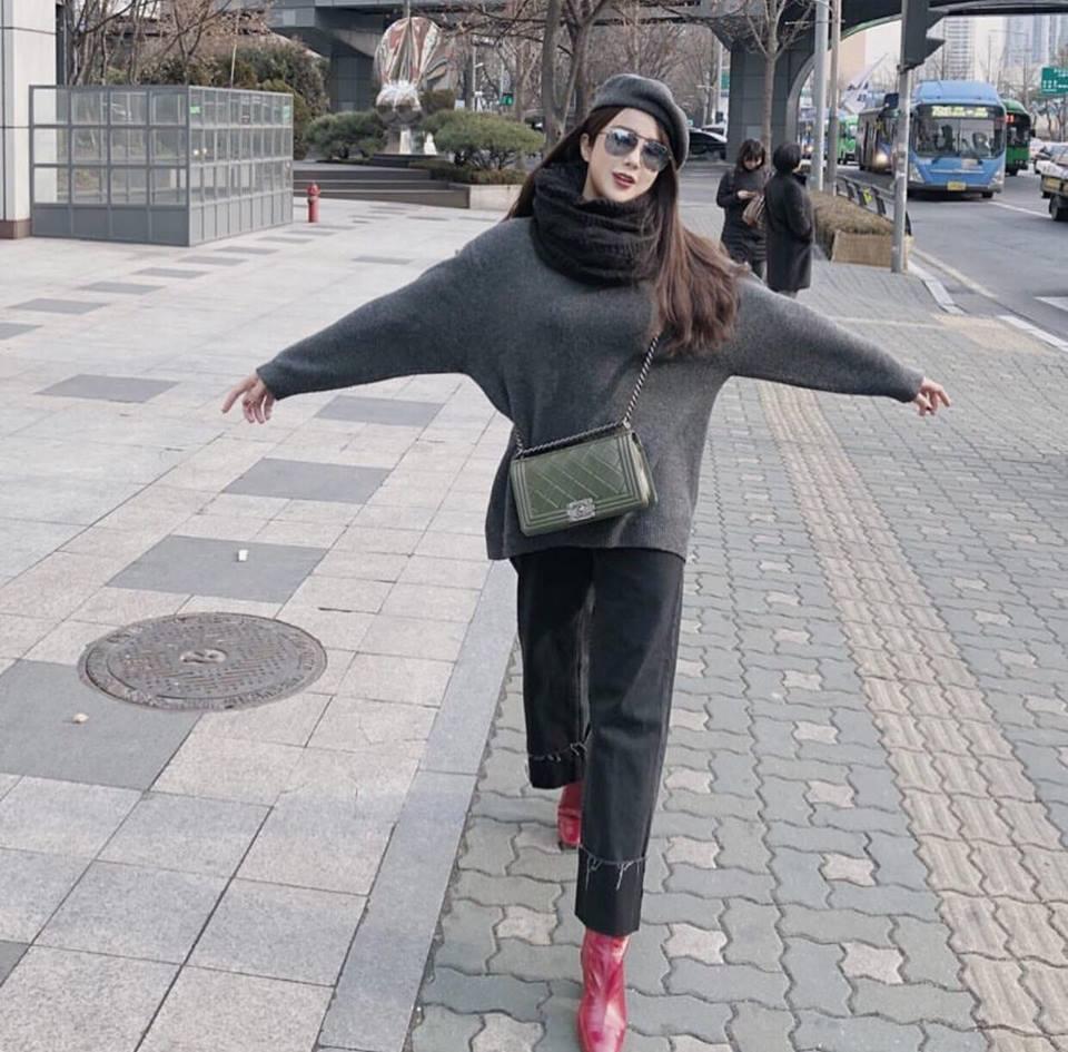 Kỳ Duyên - Diệp Lâm Anh - Hà Lade: Bộ ba yêu nữ hàng hiệu mới của showbiz Việt-12