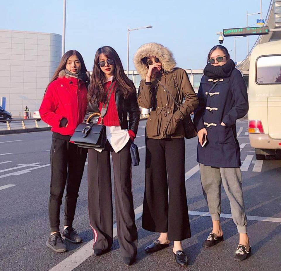 Kỳ Duyên - Diệp Lâm Anh - Hà Lade: Bộ ba yêu nữ hàng hiệu mới của showbiz Việt-2