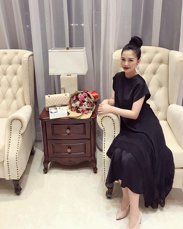Hot girl Trang Pilla tái xuất với vóc dáng thon gọn sau gần 2 tháng sinh con-5
