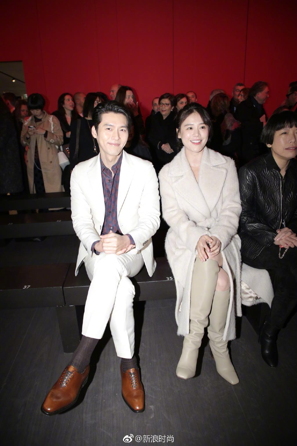 Dàn sao tại Milan Fashion Week: Lý Băng Băng cực sang chảnh, Đường Tăng Ngô Diệc Phàm khiến fan khóc thét-1