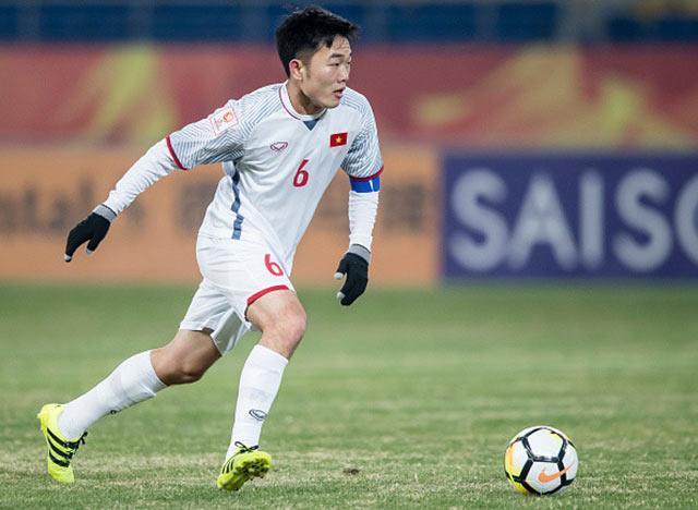 Đội trưởng Xuân Trường của U23 khiến fans rớt tim với clip nhại giọng và loạt biểu cảm siêu yêu-1