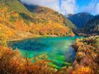 Lịm tim trước thiên đường ở hồ Ngũ Hoa, Trung Quốc