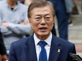 Tổng thống Hàn Quốc lên tiếng giữa loạt bê bối tình dục làng giải trí