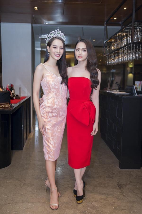 Hương Giang Idol đọ sắc đối thủ nặng kí nhất của Hoa hậu chuyển giới quốc tế 2018-5