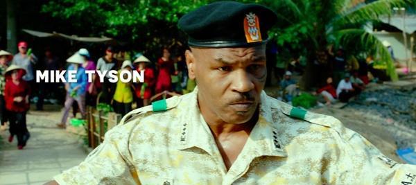 Thước phim hiếm hoi Mike Tyson, Trương Quân Ninh sang Việt Nam đóng cùng Trần Bảo Sơn-6
