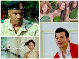 Thước phim hiếm hoi Mike Tyson, Trương Quân Ninh sang Việt Nam đóng cùng Trần Bảo Sơn