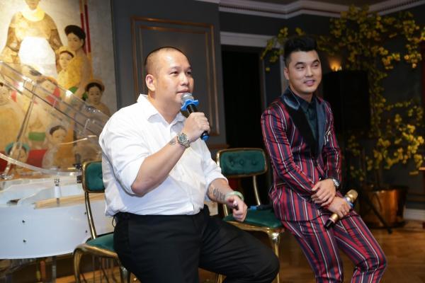 Ưng Hoàng Phúc không áp lực chuyện bán vé liveshow đầu tiên trong sự nghiệp vì đã có khán giả lo-2