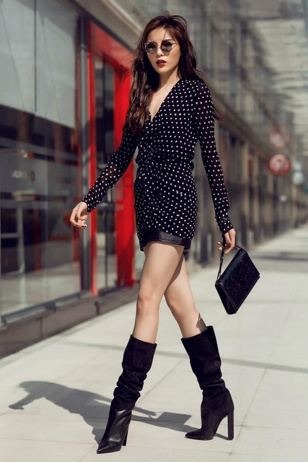 Hoa hậu Kỳ Duyên: fashion icon 9X nổi bật nhất showbiz hiện nay-2