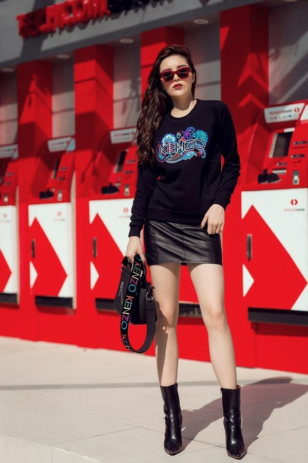 Hoa hậu Kỳ Duyên: fashion icon 9X nổi bật nhất showbiz hiện nay-6