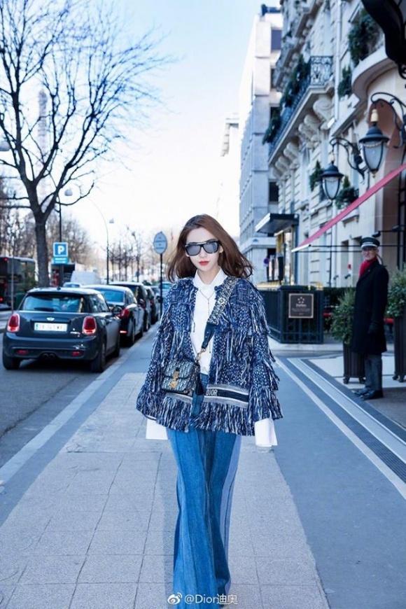 Thần thái hơn người, Angela Baby chiếm trọn spotlight tuần lễ thời trang Paris-5