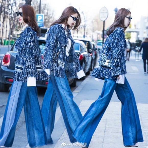 Thần thái hơn người, Angela Baby chiếm trọn spotlight tuần lễ thời trang Paris-4