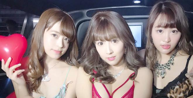 Ba diễn viên khiêu dâm Nhật Bản thành lập nhóm nhạc Kpop-1