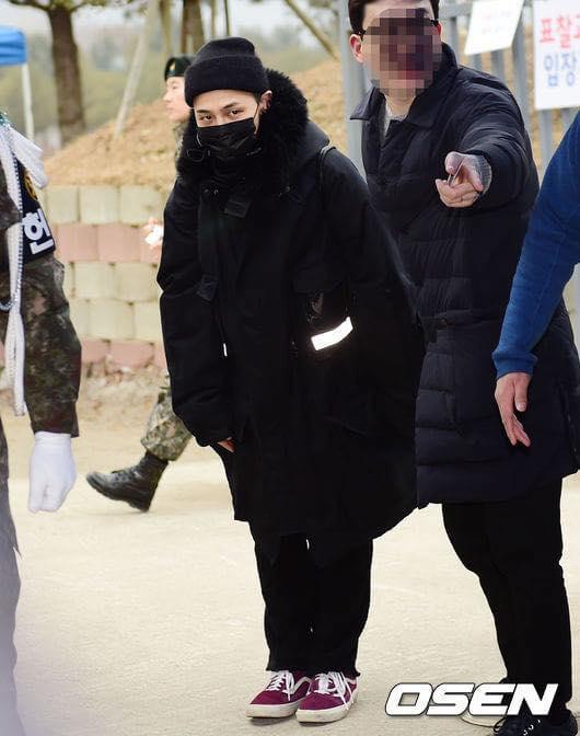 Big Bang G-Dragon cạo trọc, chính thức tạm biệt người hâm mộ đi nhập ngũ-2