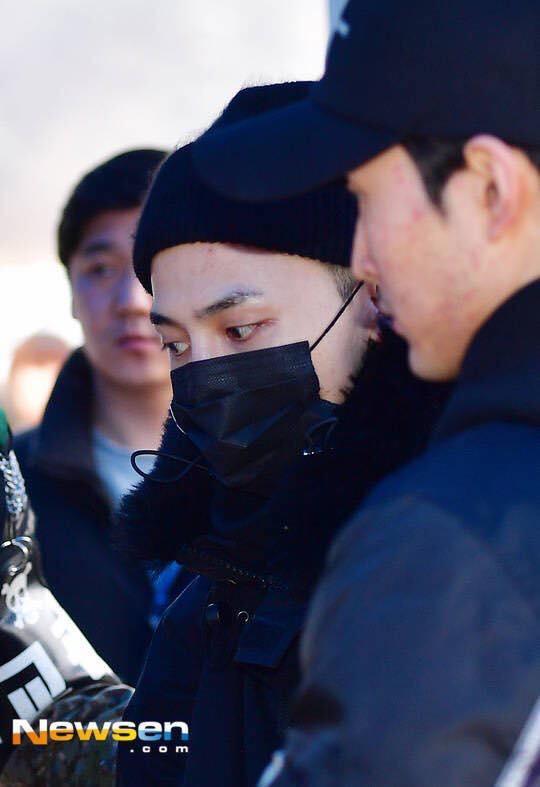 Big Bang G-Dragon cạo trọc, chính thức tạm biệt người hâm mộ đi nhập ngũ-4