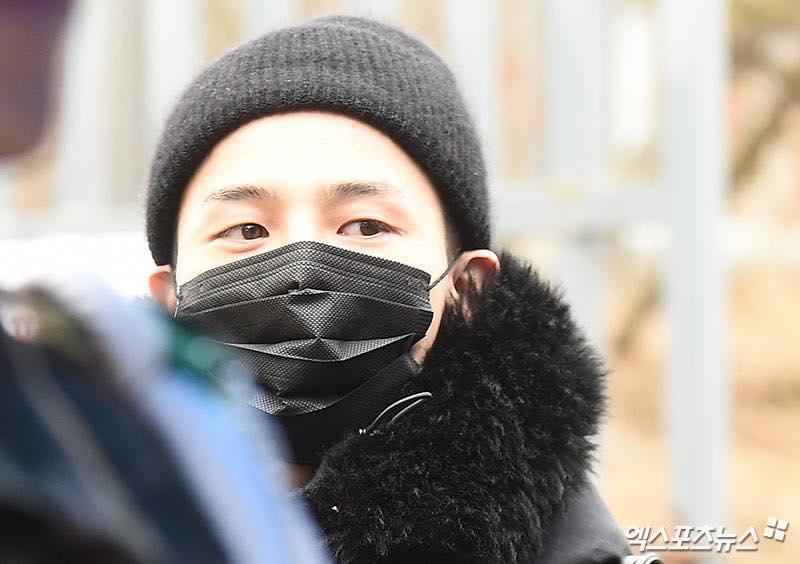 Big Bang G-Dragon cạo trọc, chính thức tạm biệt người hâm mộ đi nhập ngũ-5