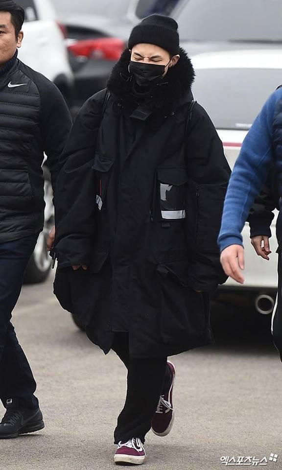 Big Bang G-Dragon cạo trọc, chính thức tạm biệt người hâm mộ đi nhập ngũ-7