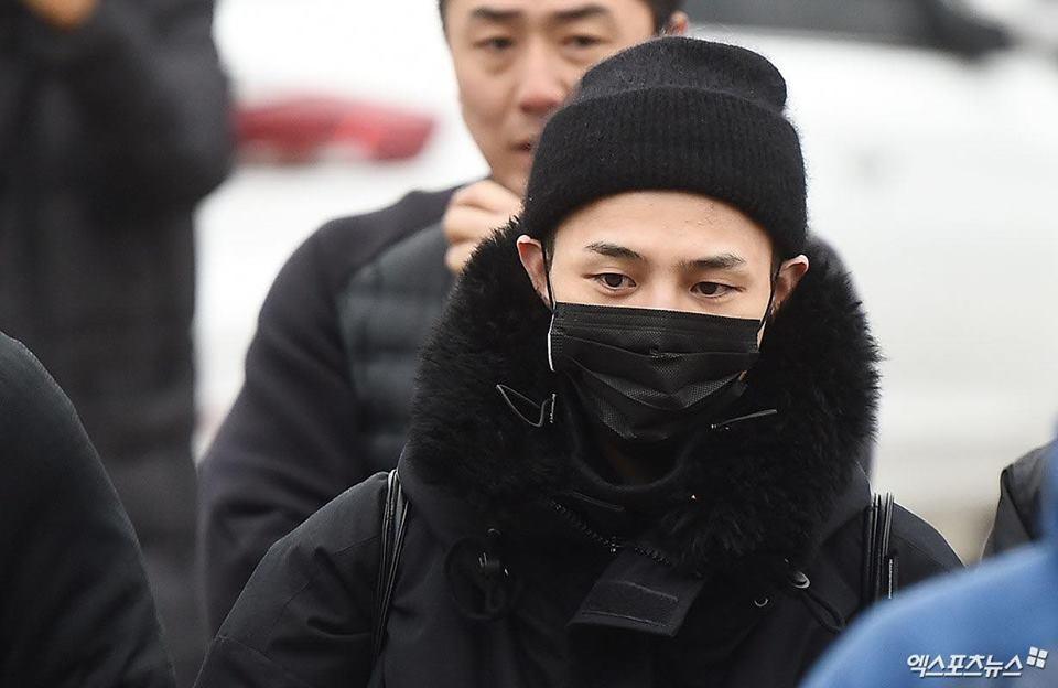 Big Bang G-Dragon cạo trọc, chính thức tạm biệt người hâm mộ đi nhập ngũ-8