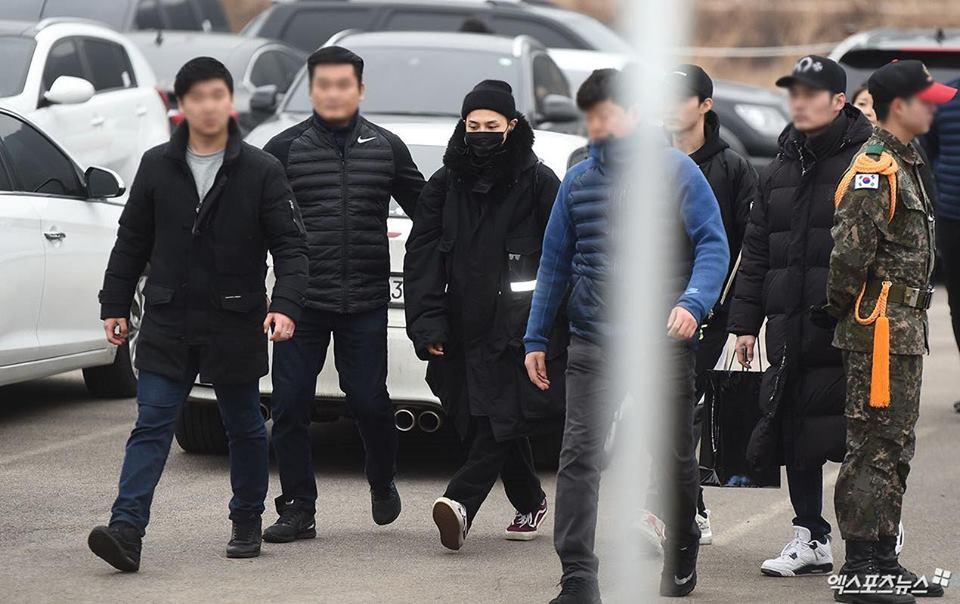 Big Bang G-Dragon cạo trọc, chính thức tạm biệt người hâm mộ đi nhập ngũ-9