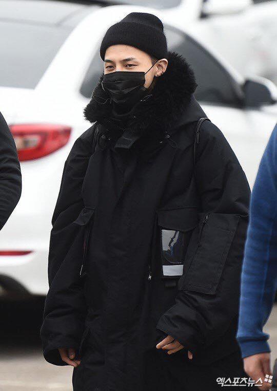 Big Bang G-Dragon cạo trọc, chính thức tạm biệt người hâm mộ đi nhập ngũ-11