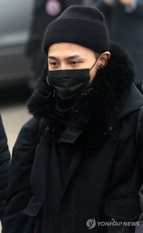 Big Bang G-Dragon cạo trọc, chính thức tạm biệt người hâm mộ đi nhập ngũ-12