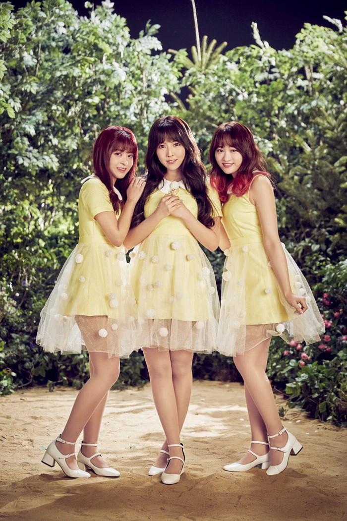 Sao Hàn 27/2: Shock khi ba nữ diễn viên phim người lớn ra mắt trong nhóm nhạc Hàn-1