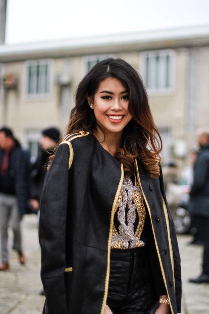 Em chồng Tăng Thanh Hà xứng tầm con nhà giàu tại Tuần lễ thời trang Milan 2018-2