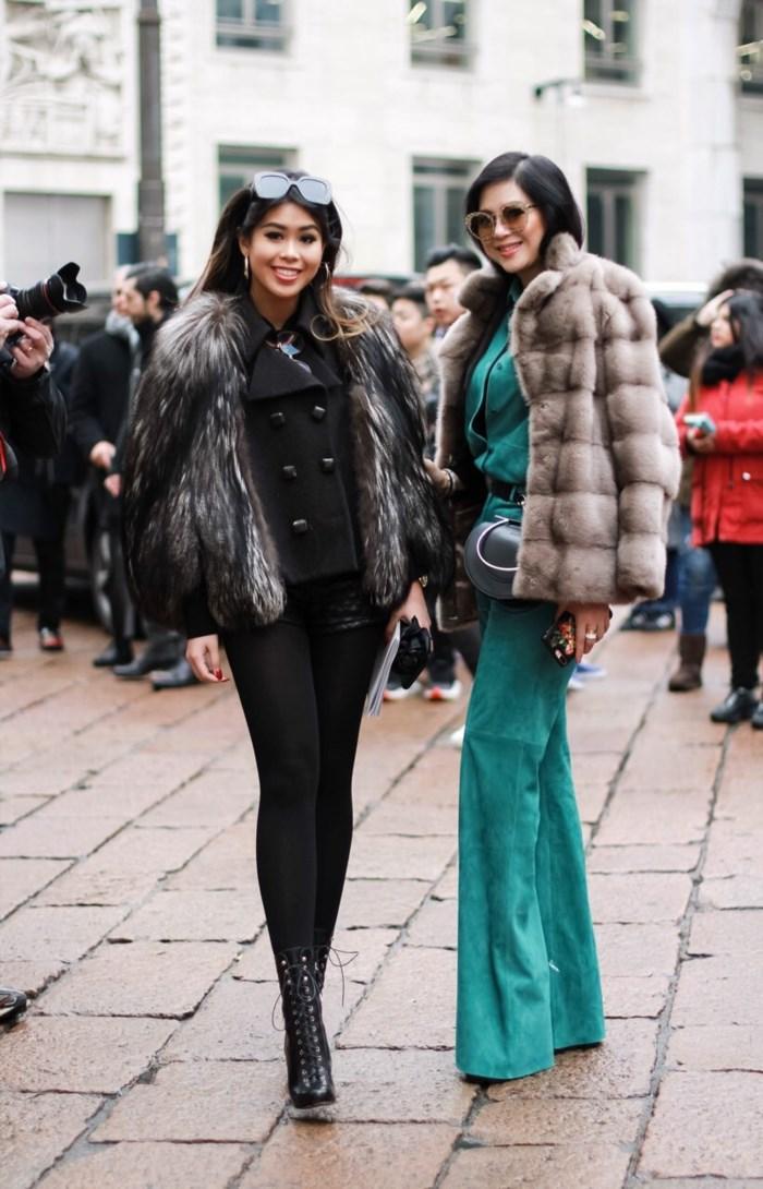 Em chồng Tăng Thanh Hà xứng tầm con nhà giàu tại Tuần lễ thời trang Milan 2018-4