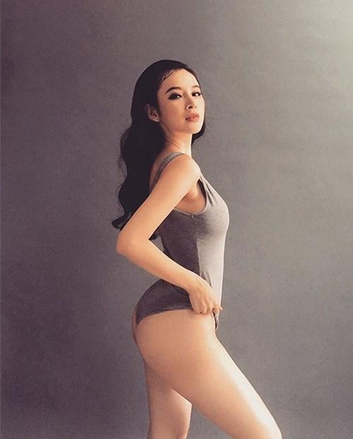 Bị nghi dùng phần mềm chỉnh vòng 3 cho to, Angela Phương Trinh tung clip đáp trả-3
