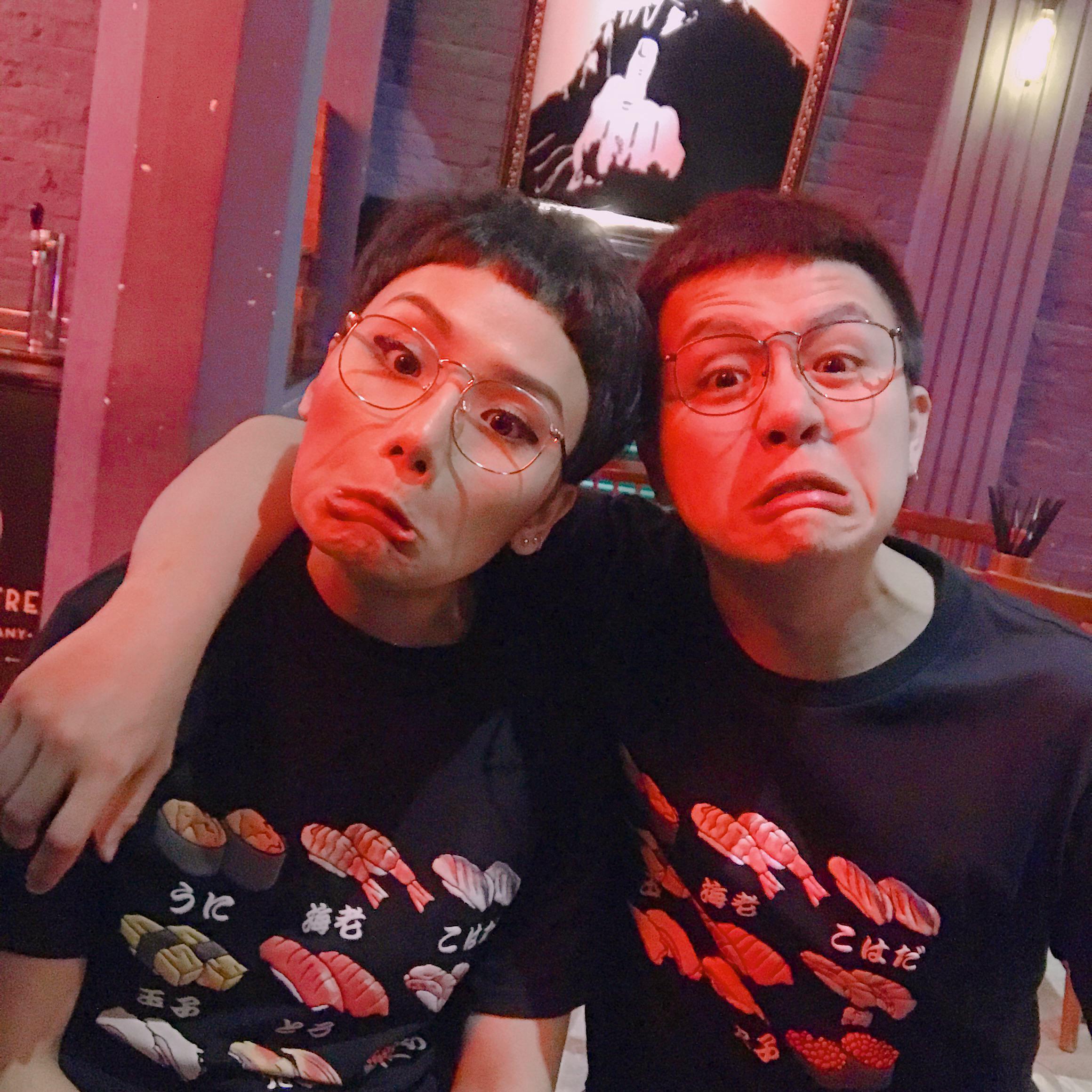 Miu Lê và Duy Khánh