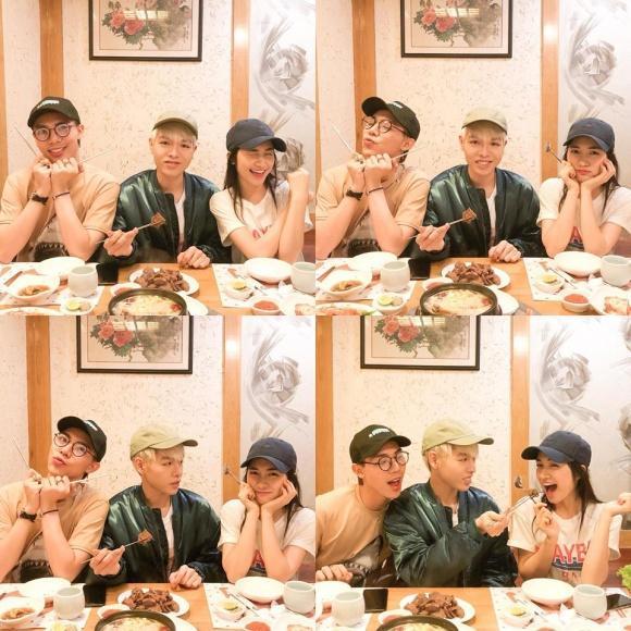 Điểm danh những tình bạn thân trái dấu hút nhau của showbiz Việt-3
